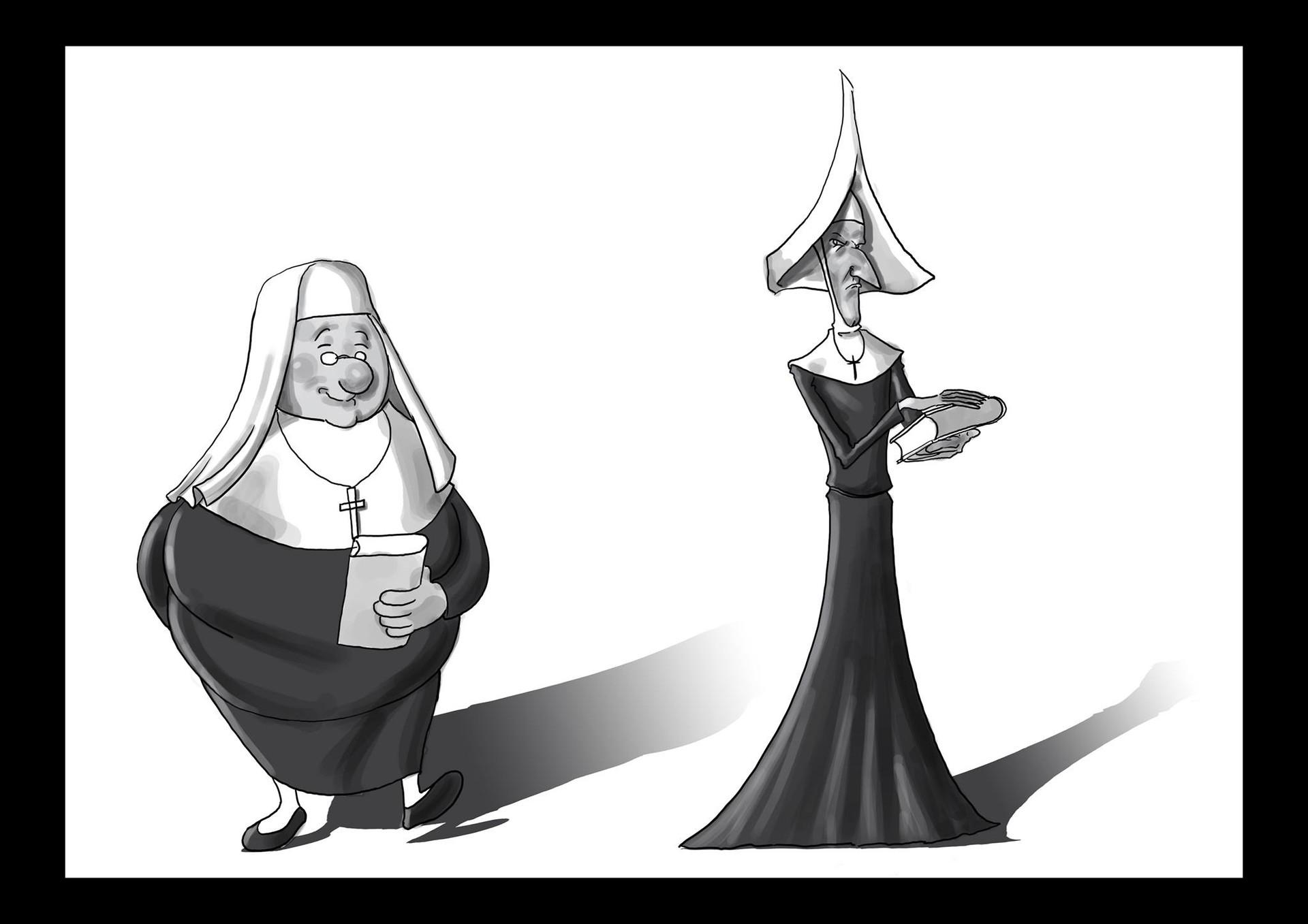 Joao baptista nuns