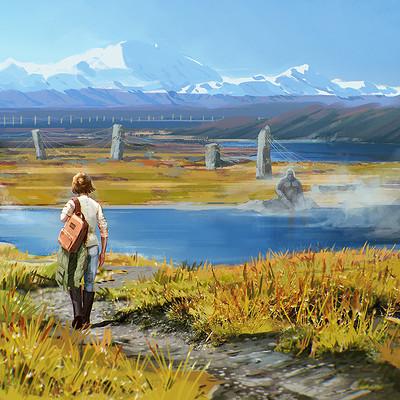 Peter gregory 17 02 11 landscape