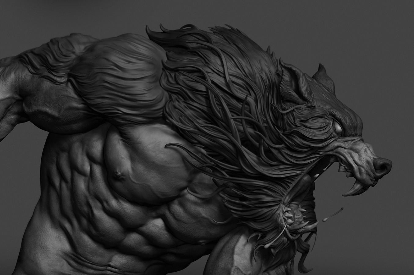 Tiago rios werewolf 02