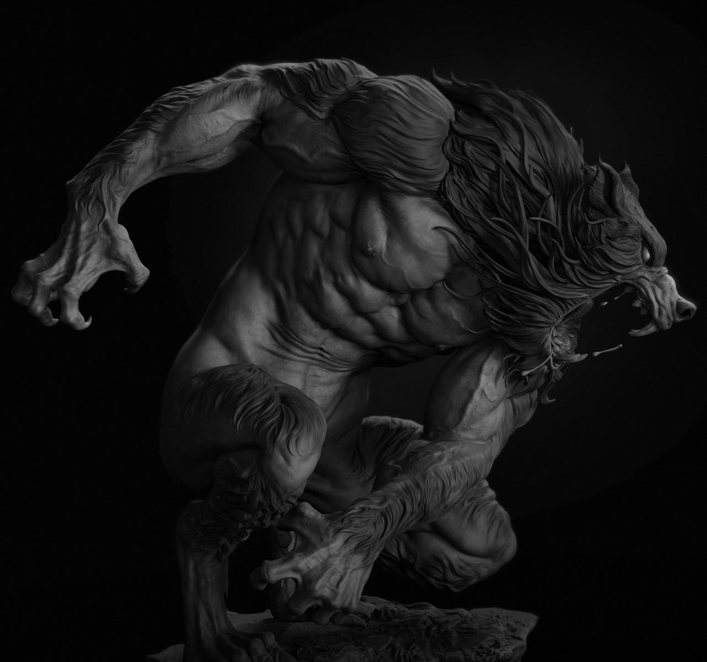 Tiago rios werewolf 03
