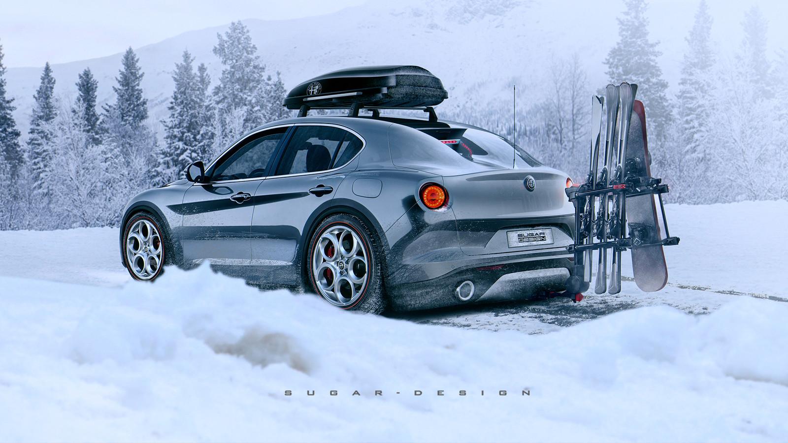 Alfa Romeo Stelvio GTO