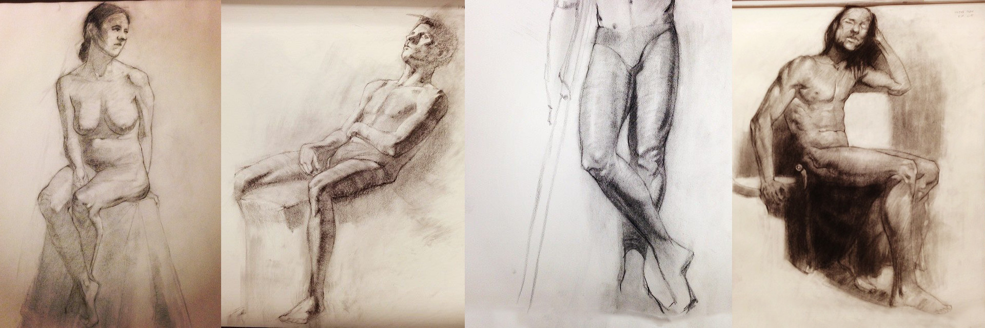 Austin balaich longer figure drawings