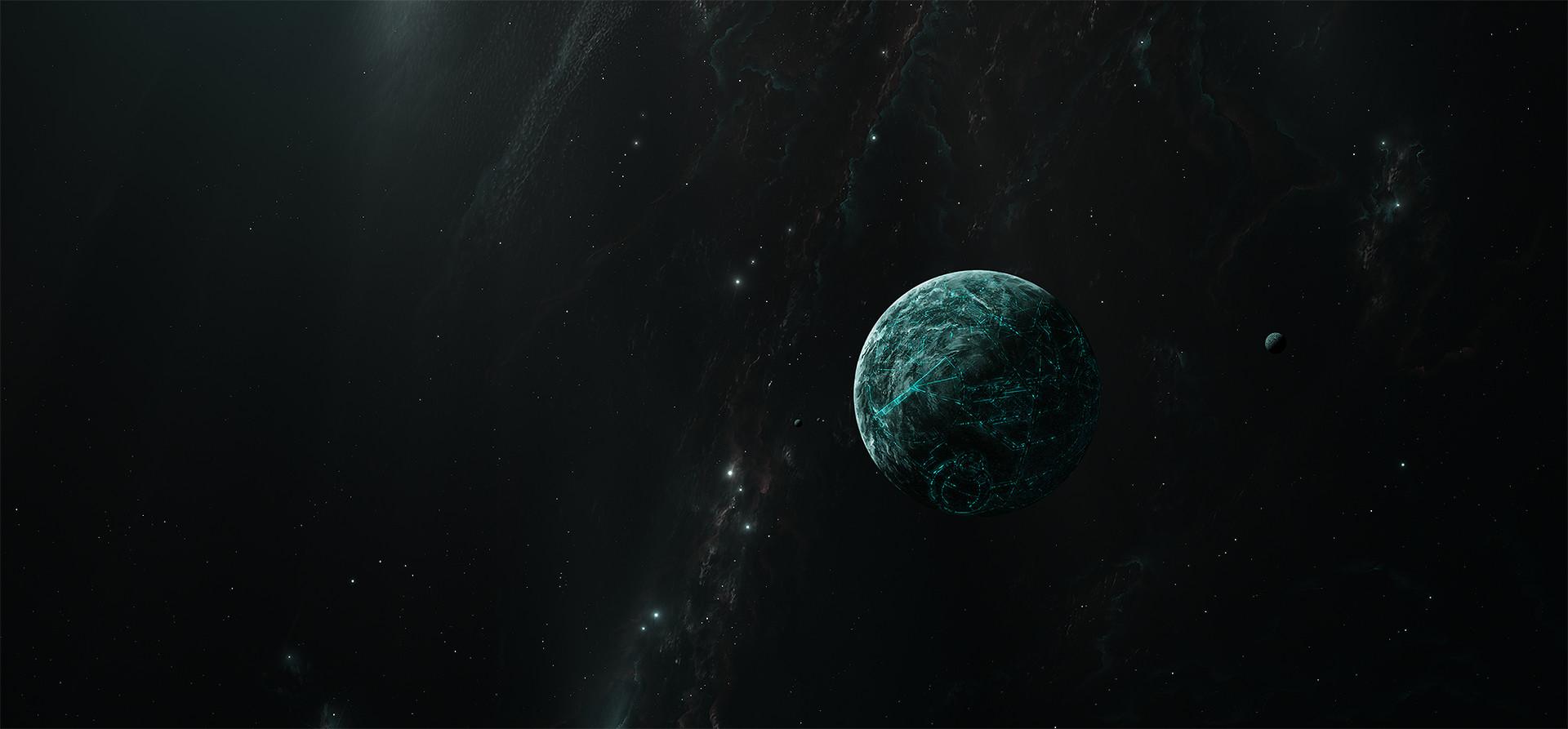 Pragstiga Colony World ( ultrawide )