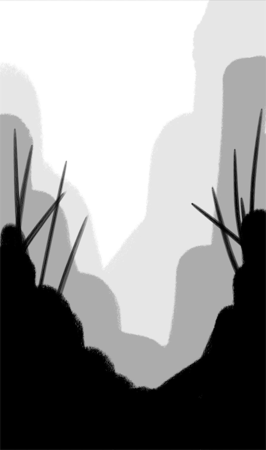 Zenbrush layer (background)