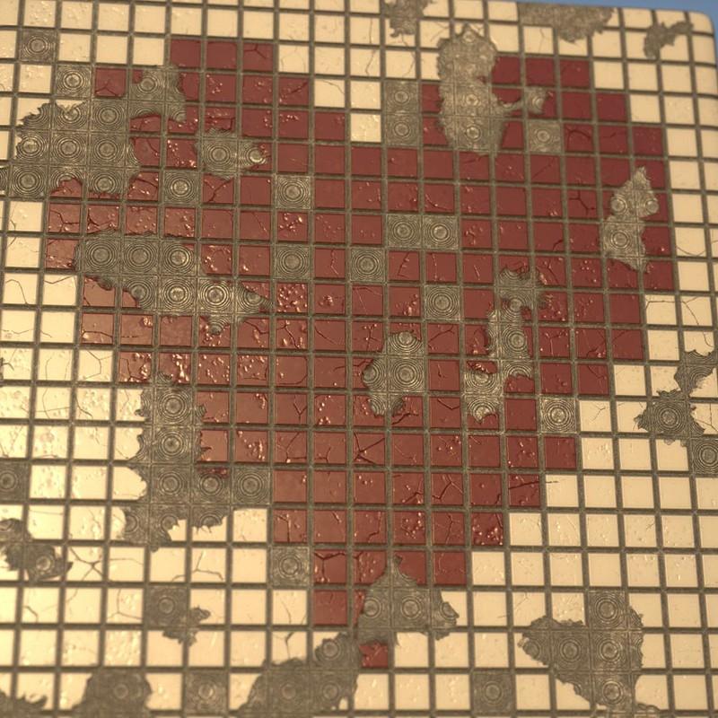 Textures Practice #4 (Masked Tiles)