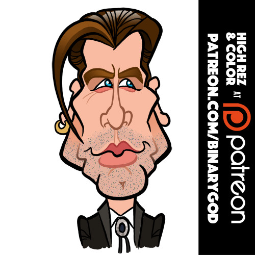 Steve rampton travolta free