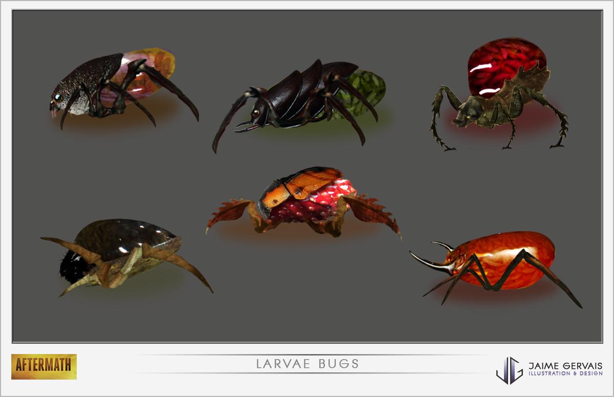 Jaime gervais larvaebugs 1