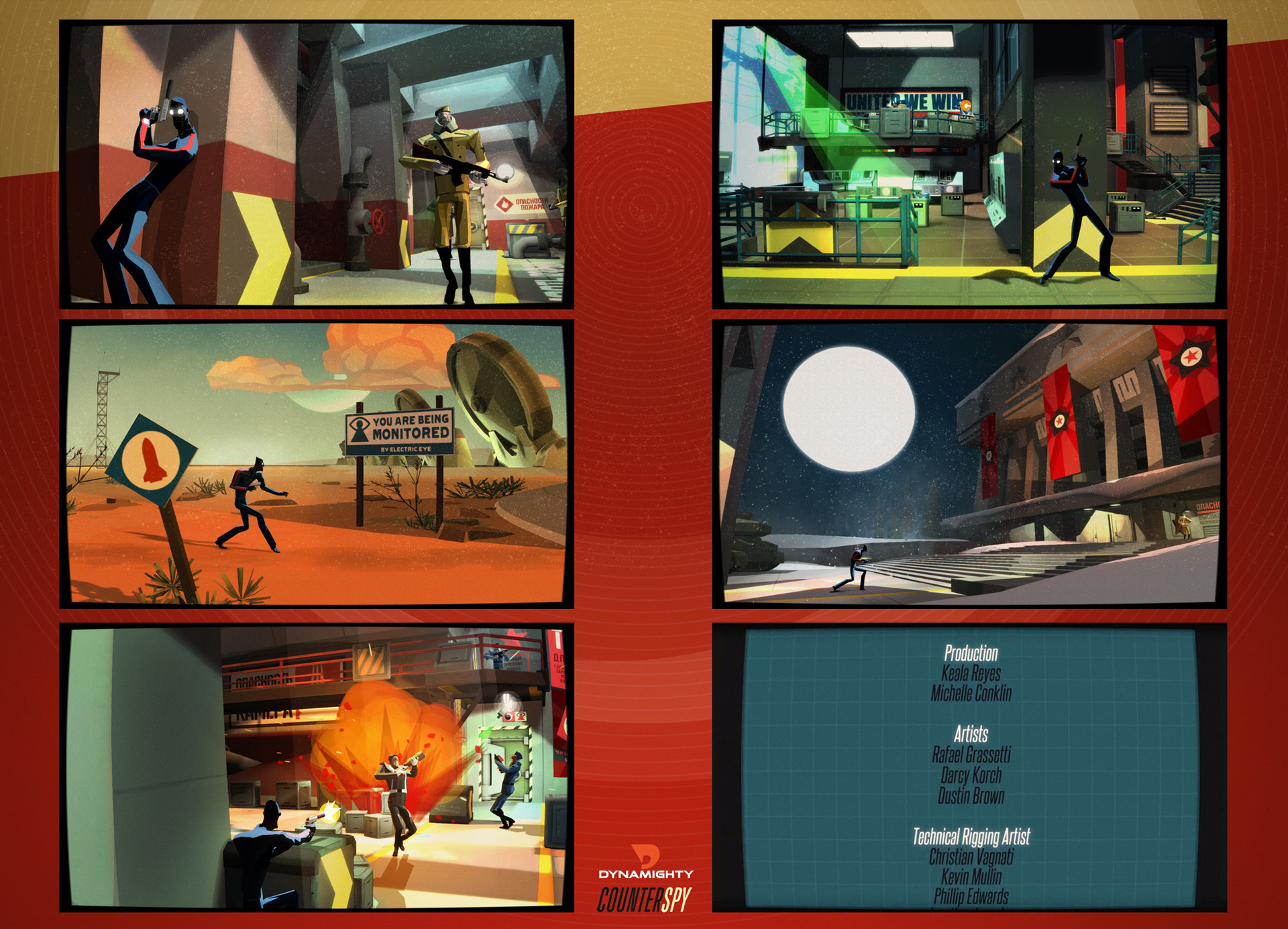 Dustin brown dustinbrown counterspy screenshots