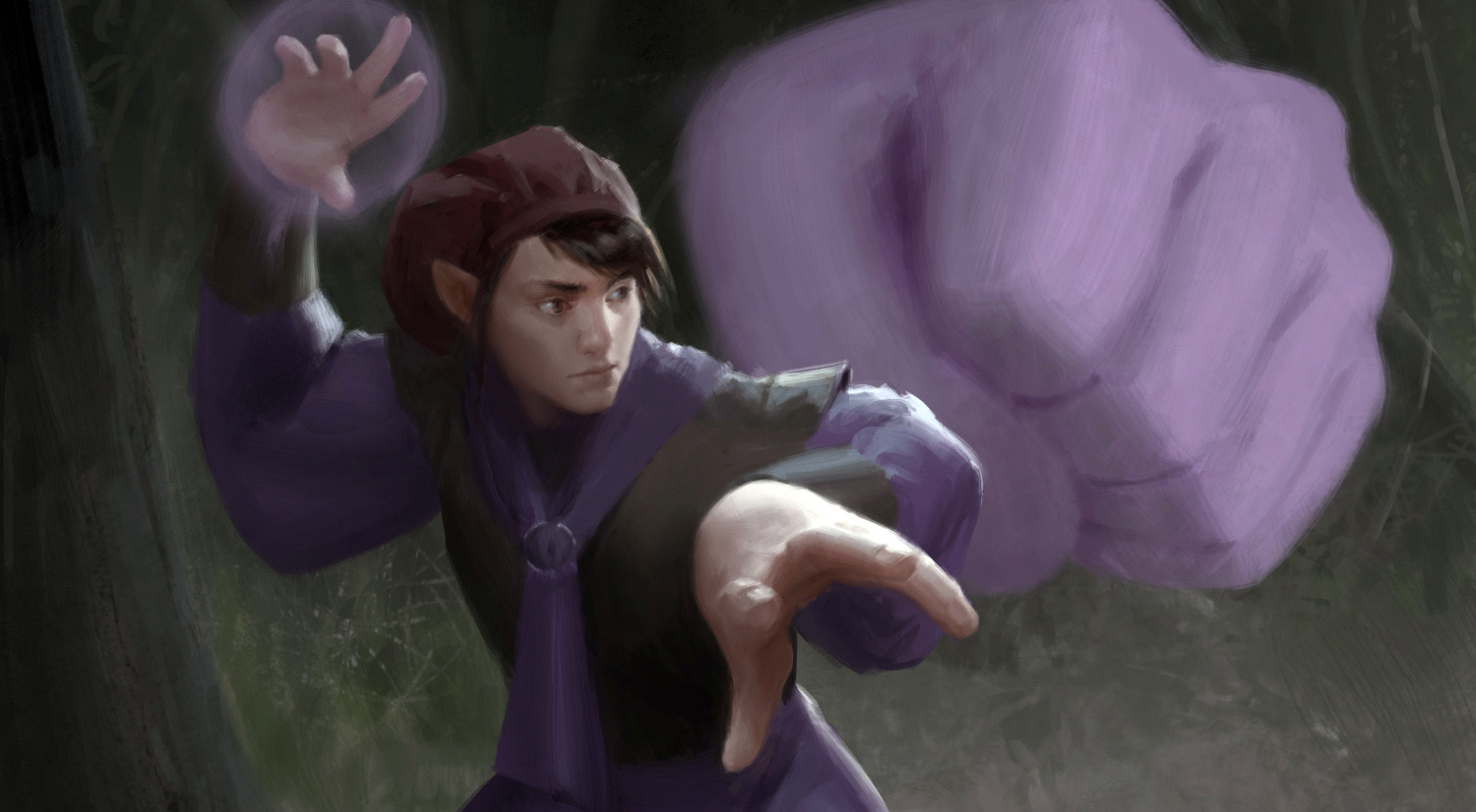 Scanlan Shorthalt