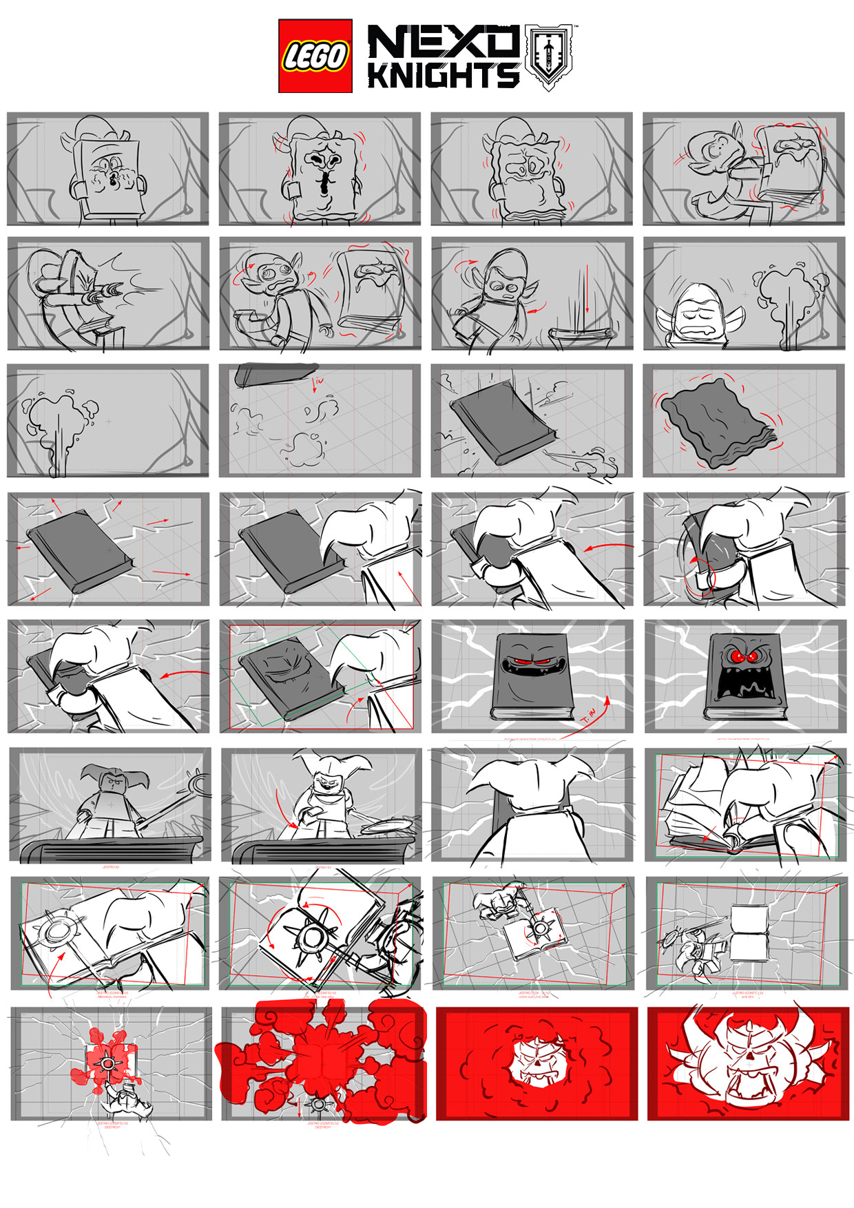 Miklos weigert storyboard page 02