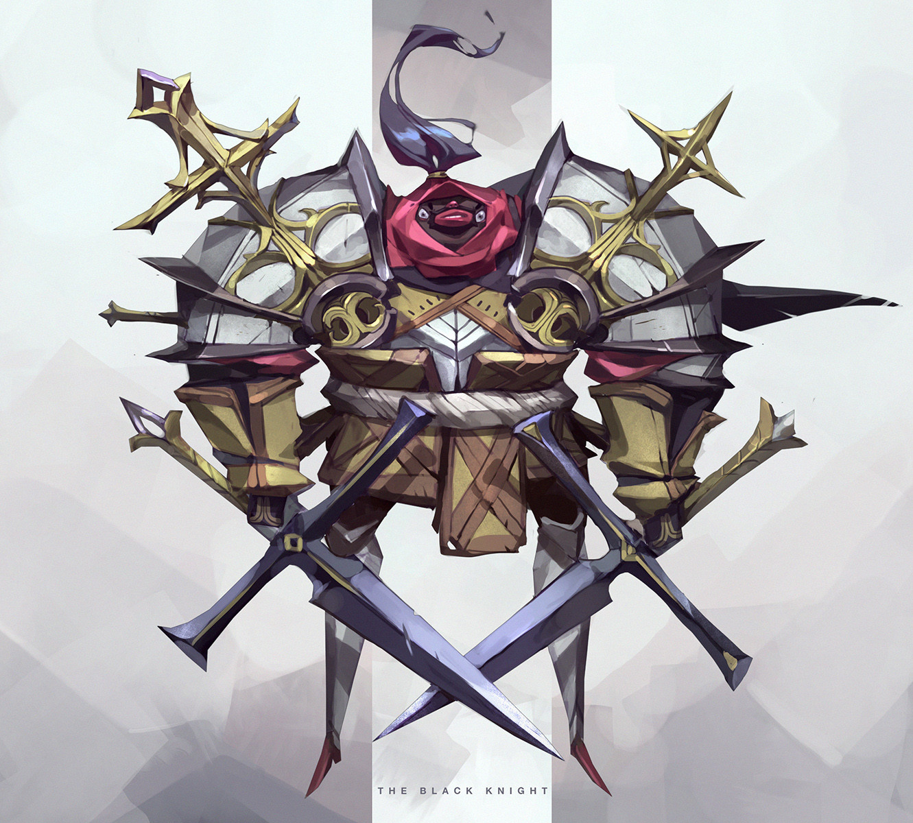 Tan zhi hui black knight