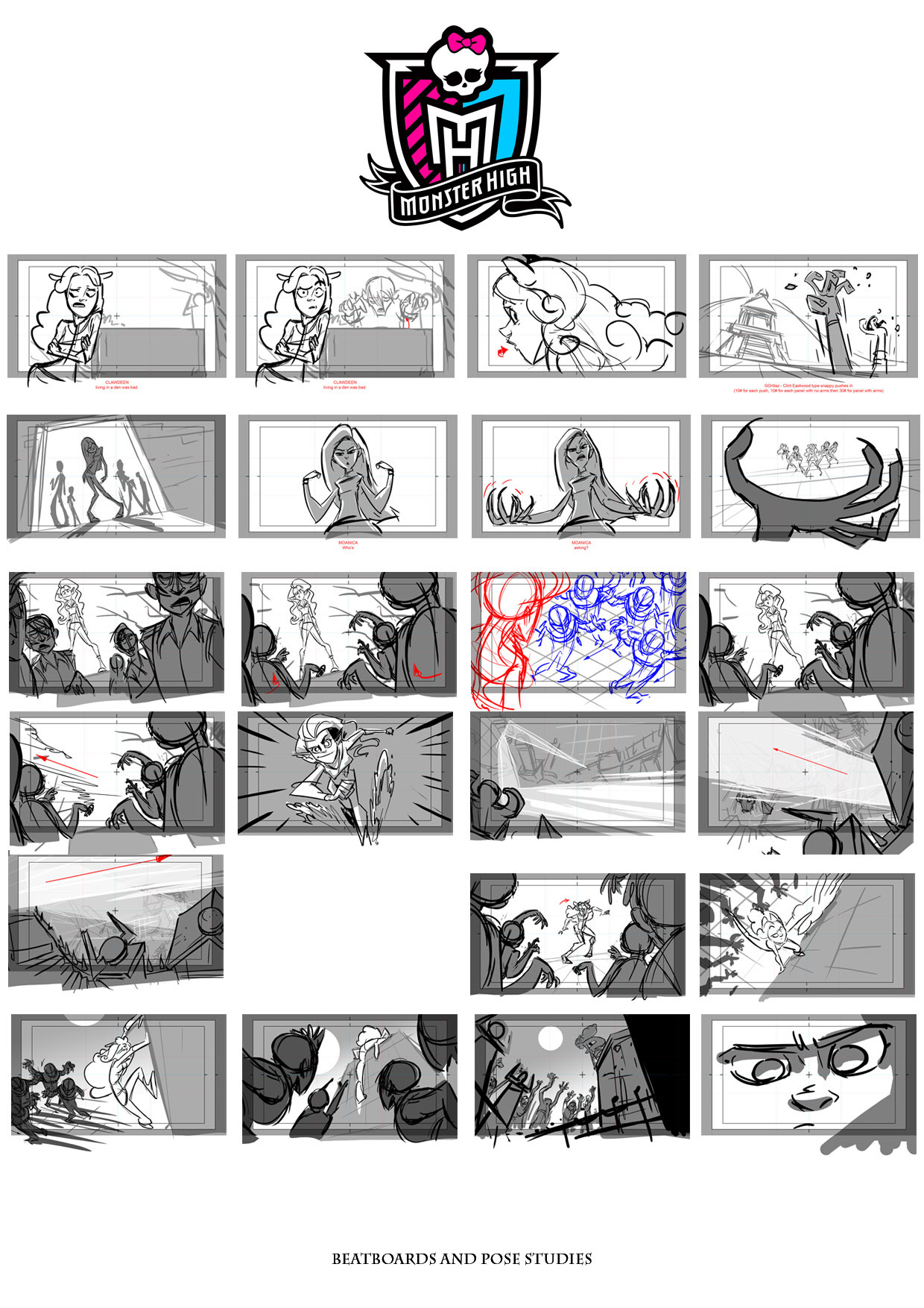 Miklos weigert storyboard page 09