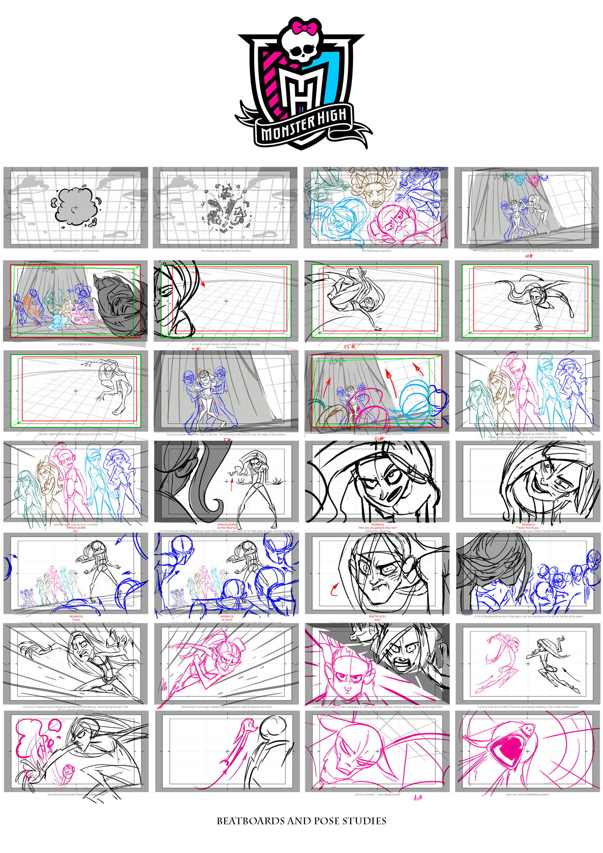 Miklos weigert storyboard page 10