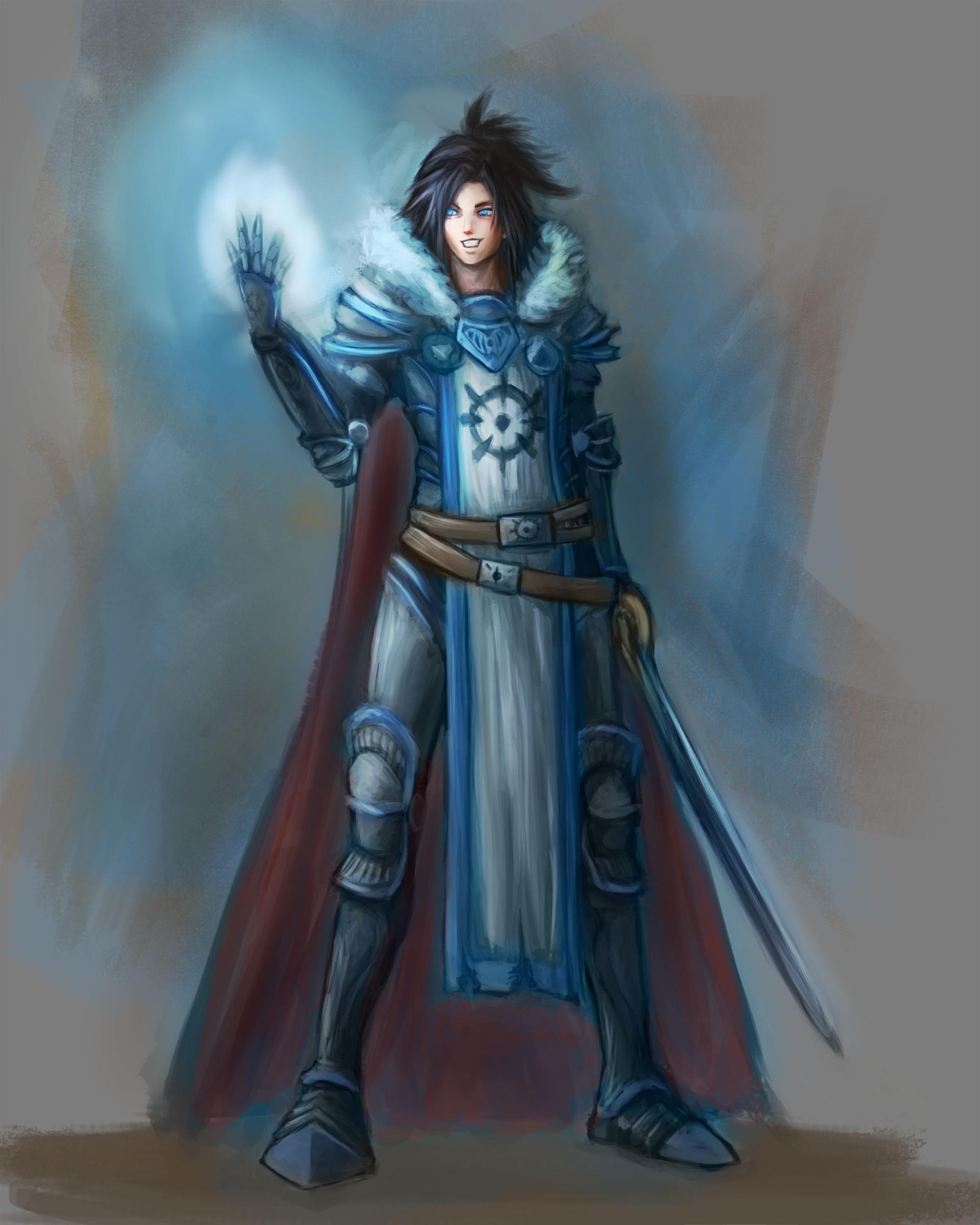 Dix shou magic knight color 3