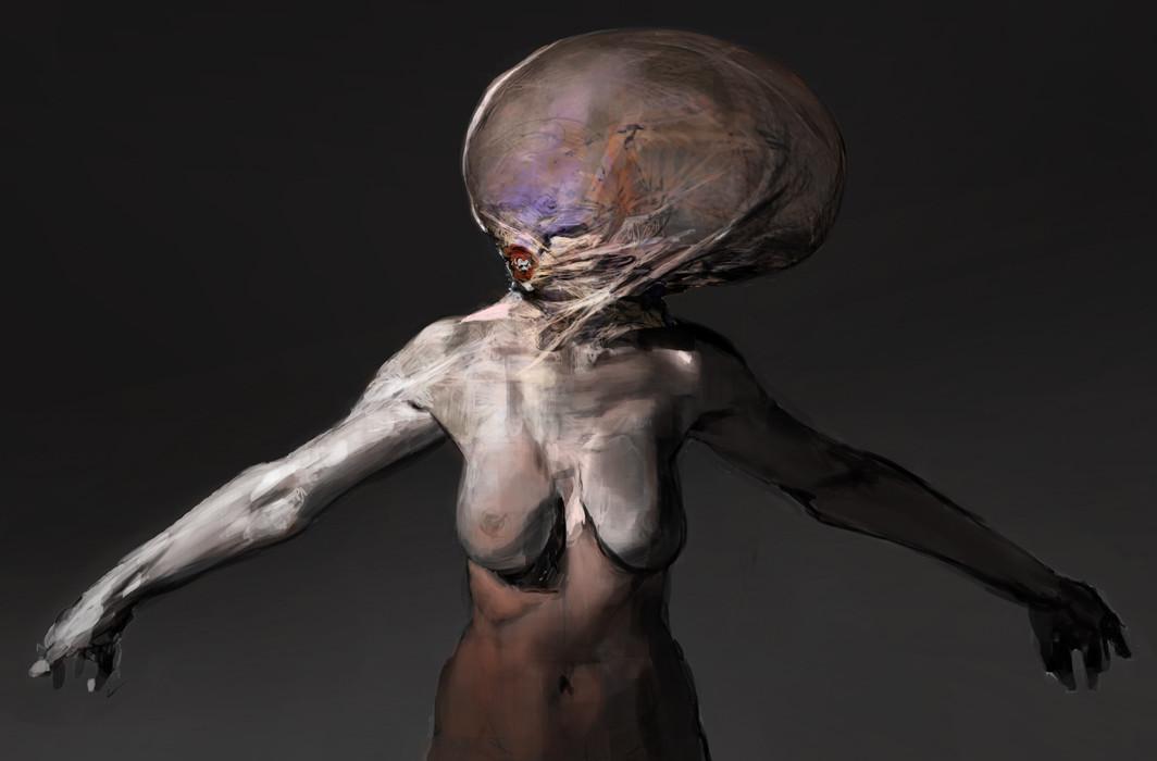 Jeff simpson alien 1