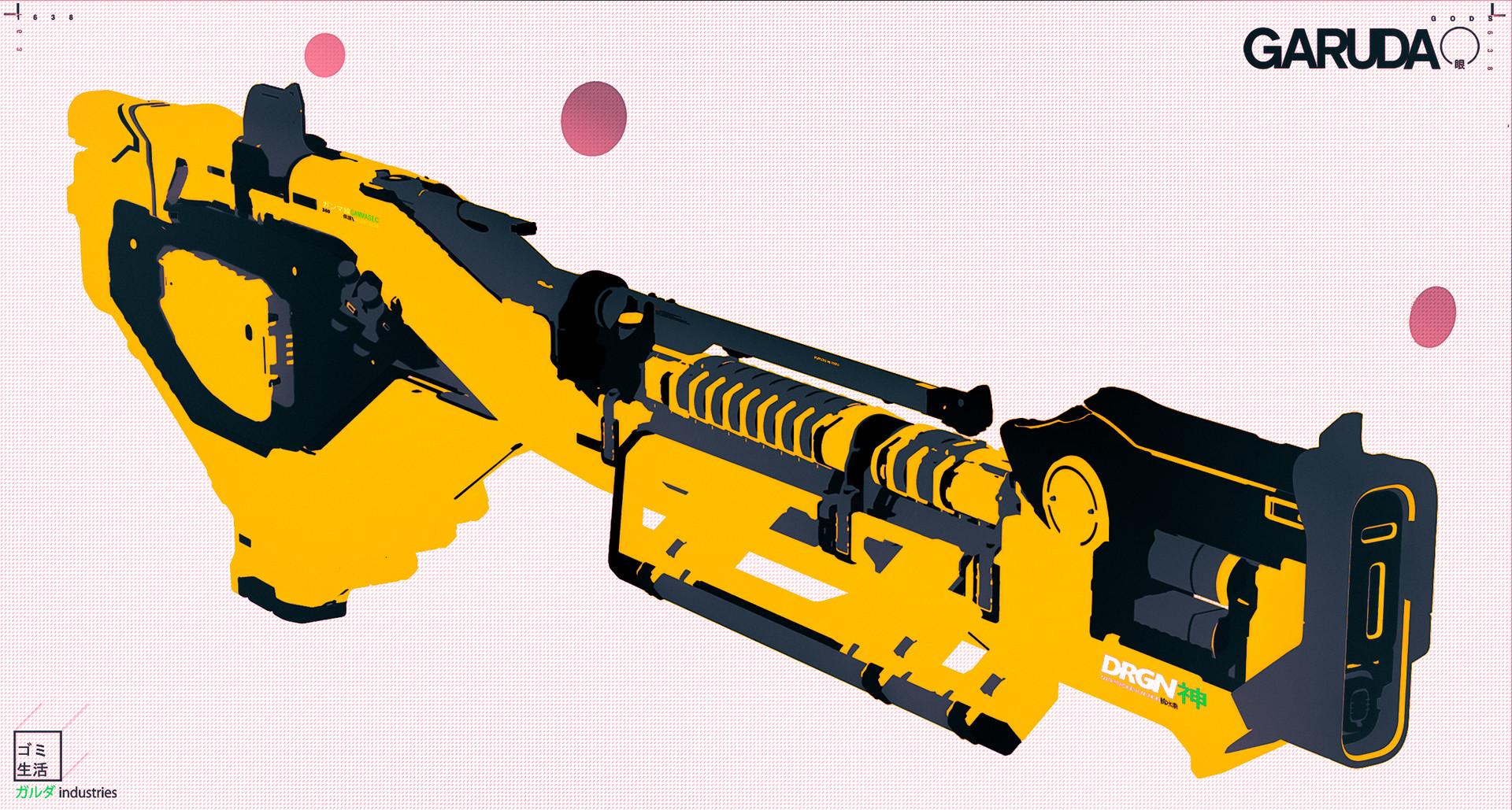 Alex senechal mech yellow swag yellow tint final