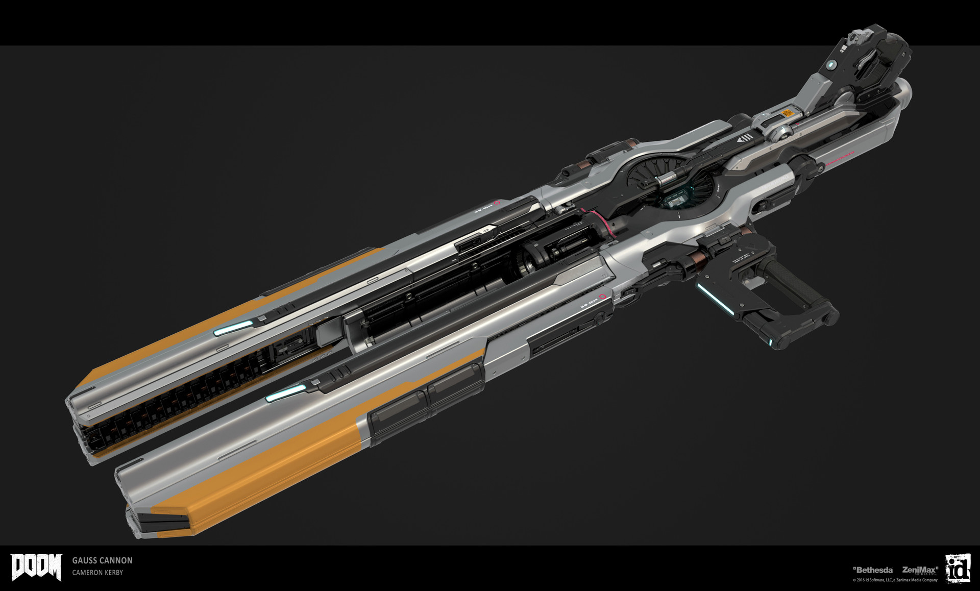 investigatory project gauss rifle The gauss rifle: a magnetic linear accelerator macalino, d m d magpantay, j m recto, i j reyes, r francisco, p v 4 – 5 zatti idt 4 in partial.