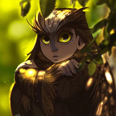 Annie doyon owl people