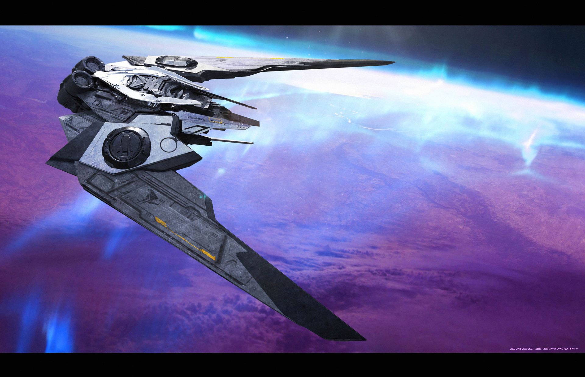 Orbital Drone