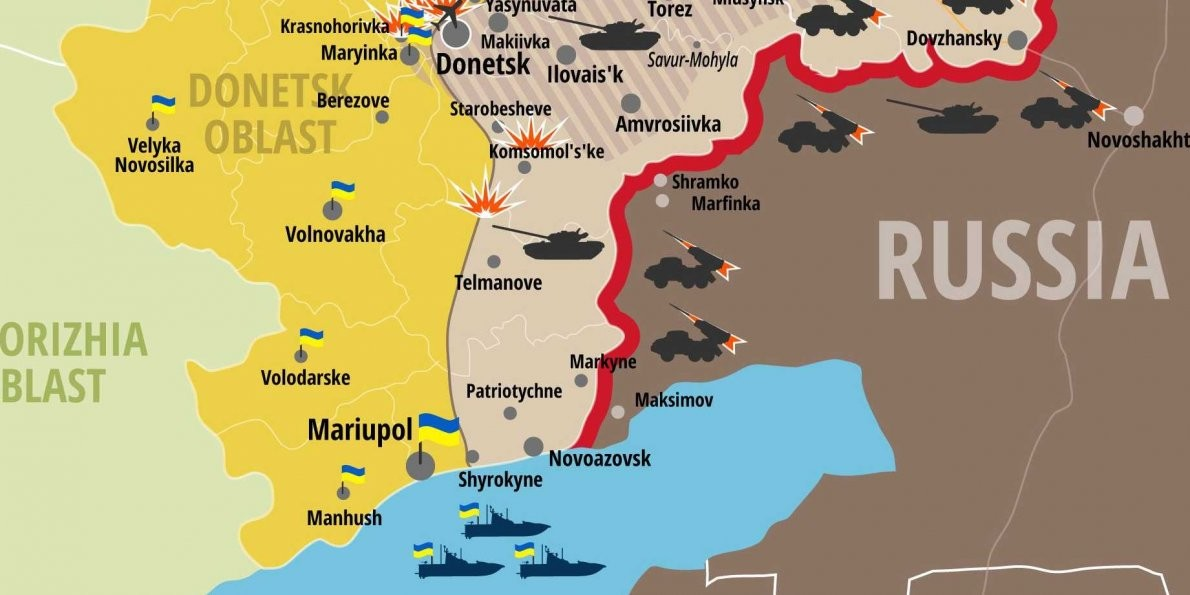 anthony olashyn the new map of the ukraine conflict is alarming