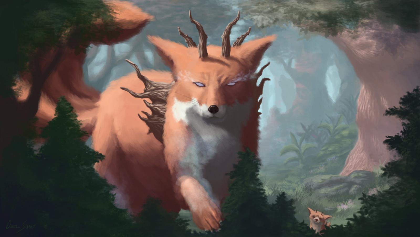 Fox Spirit - Jin'ne