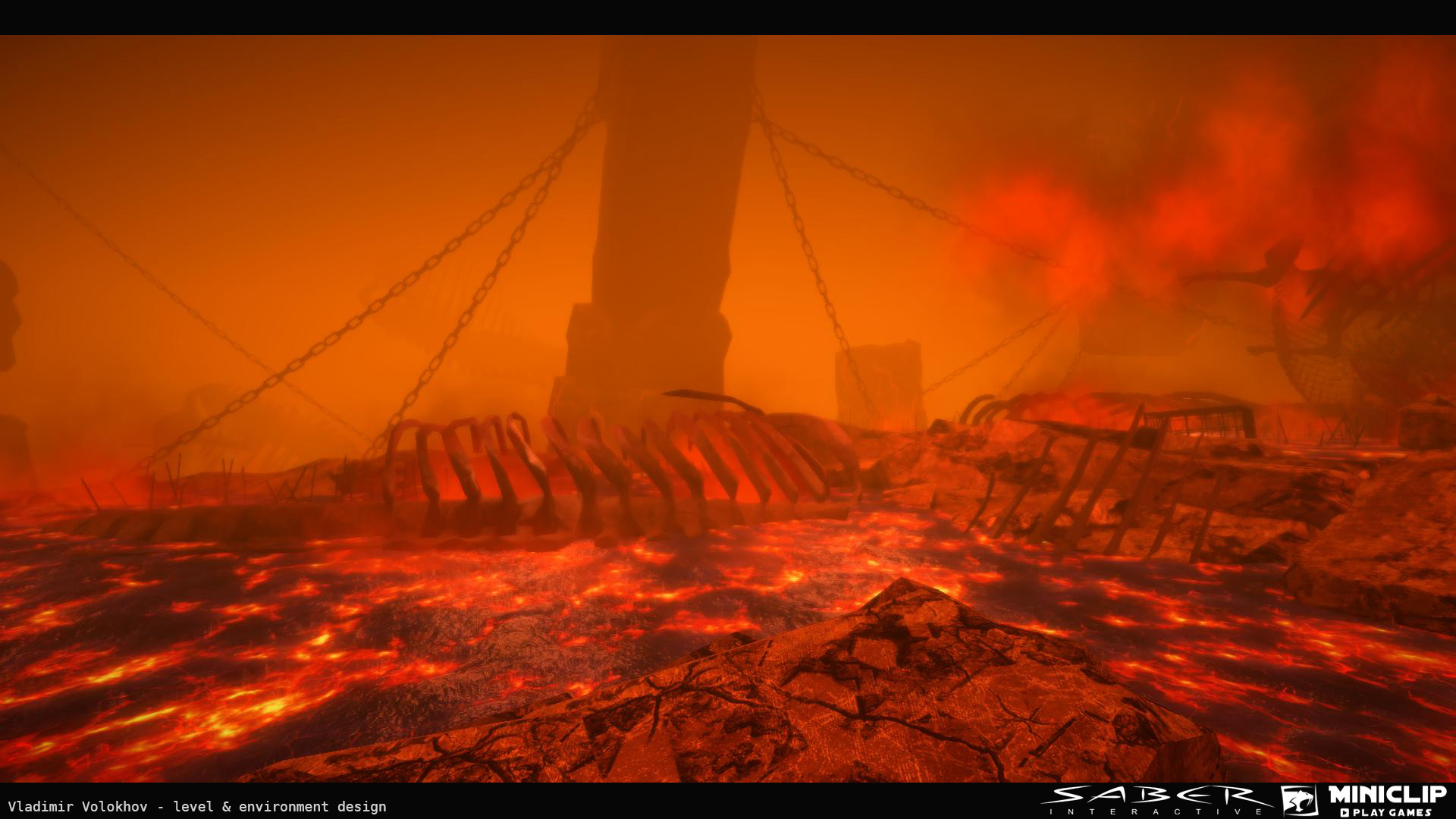 ArtStation - Mx Nitro - Sand levels, Vladimir Volokhov