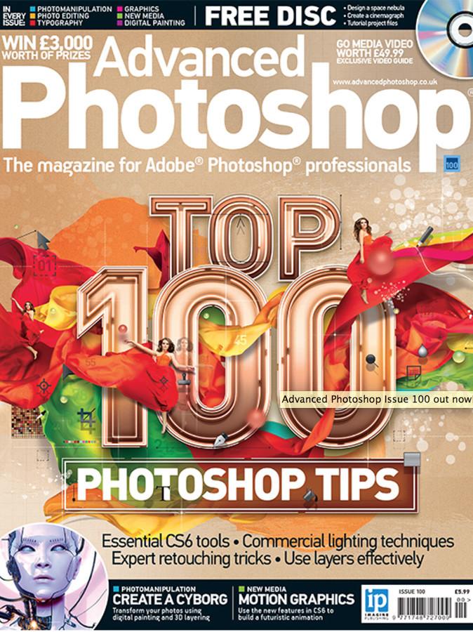 Advanced Photoshop Magazine #100