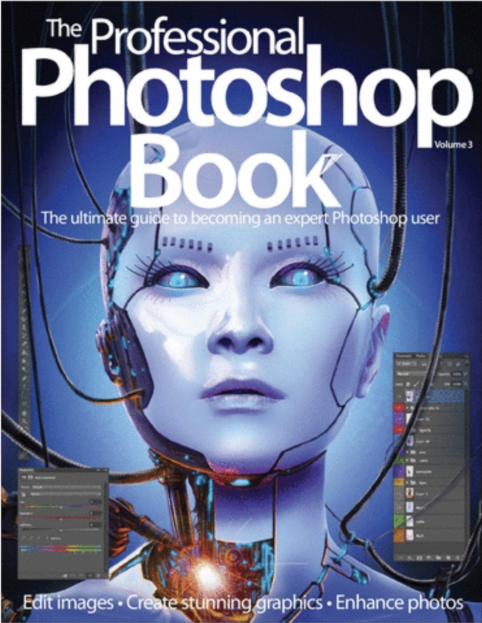 "The piece was also used on the ""Professional Photoshop Book"" Published by Imagine Publishing."