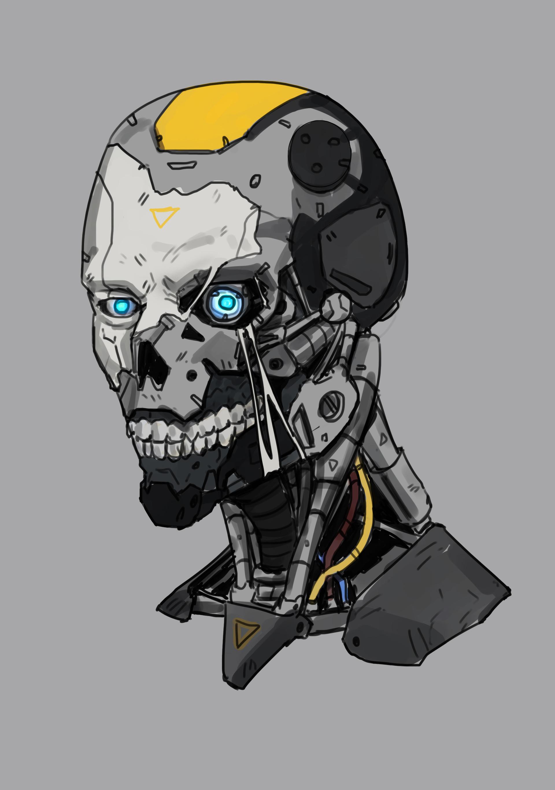 Salvador trakal sketch51