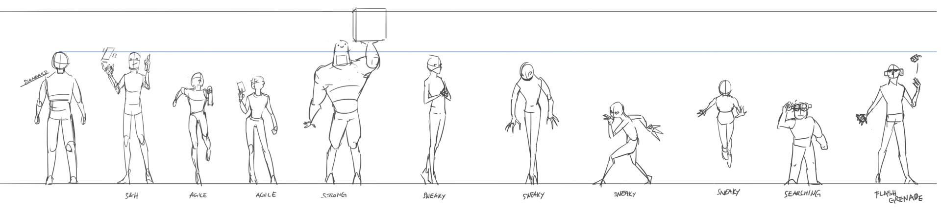 Rohan yang character concepts 01