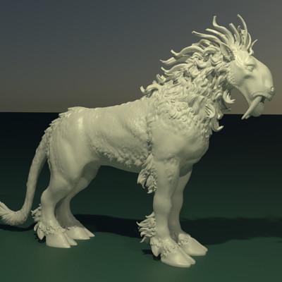 Alexander volynov fantasy beast