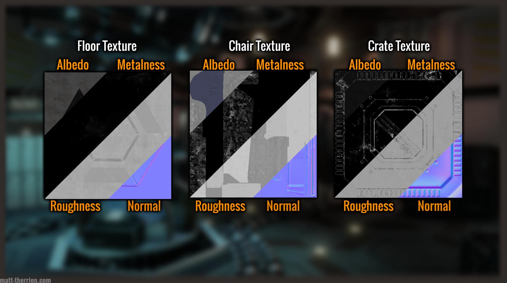 PBR Textures