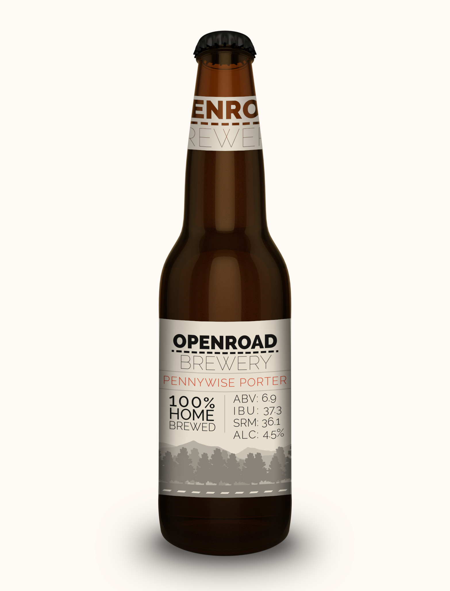 Kyle andrews openrox brewery label design 3