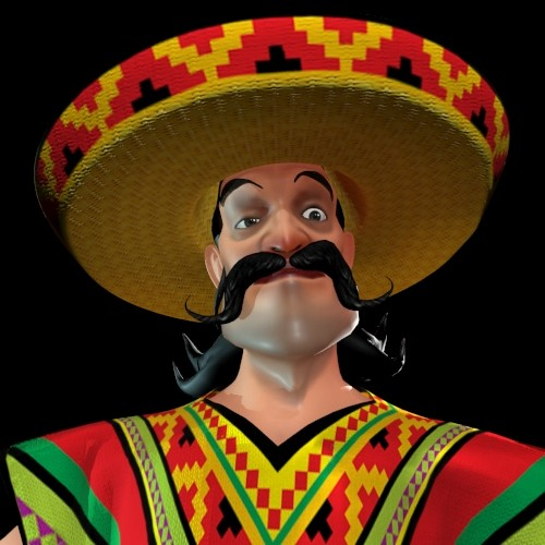 Petar doychev mexican 5