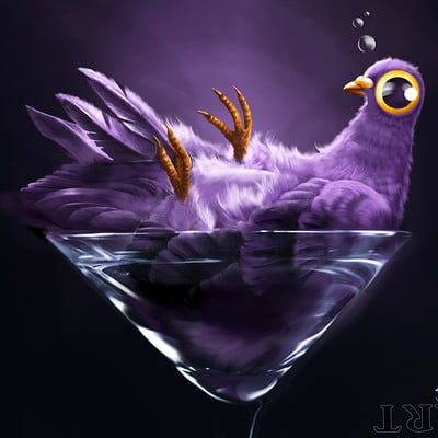 Aleksandra klepacka trash pigeon