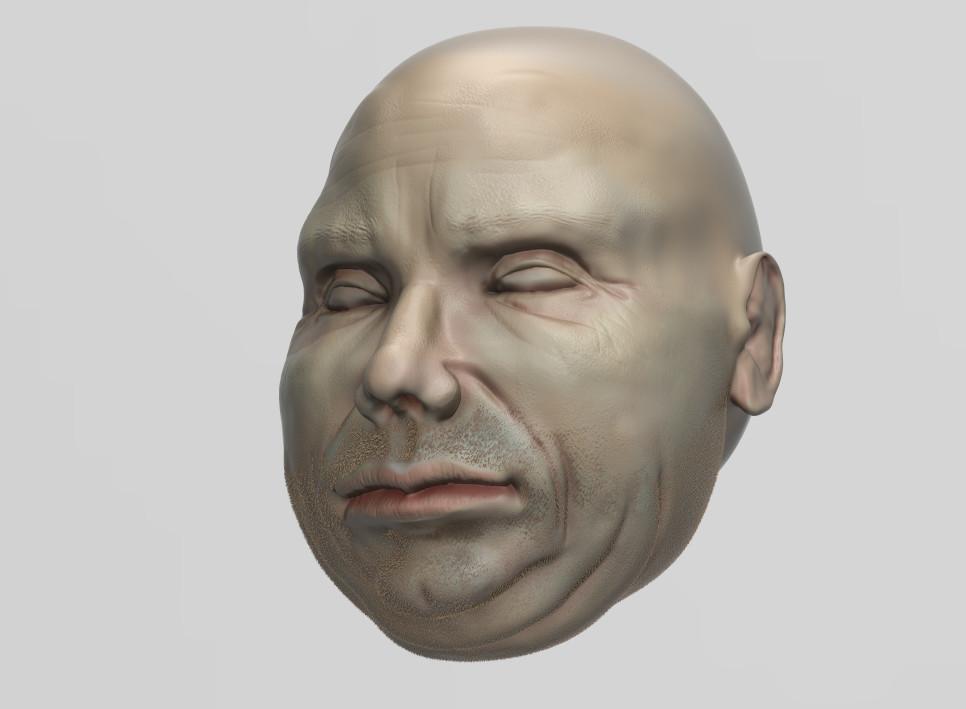 Head One Sketch