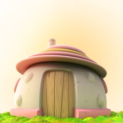 Irem erbilir fairy house2