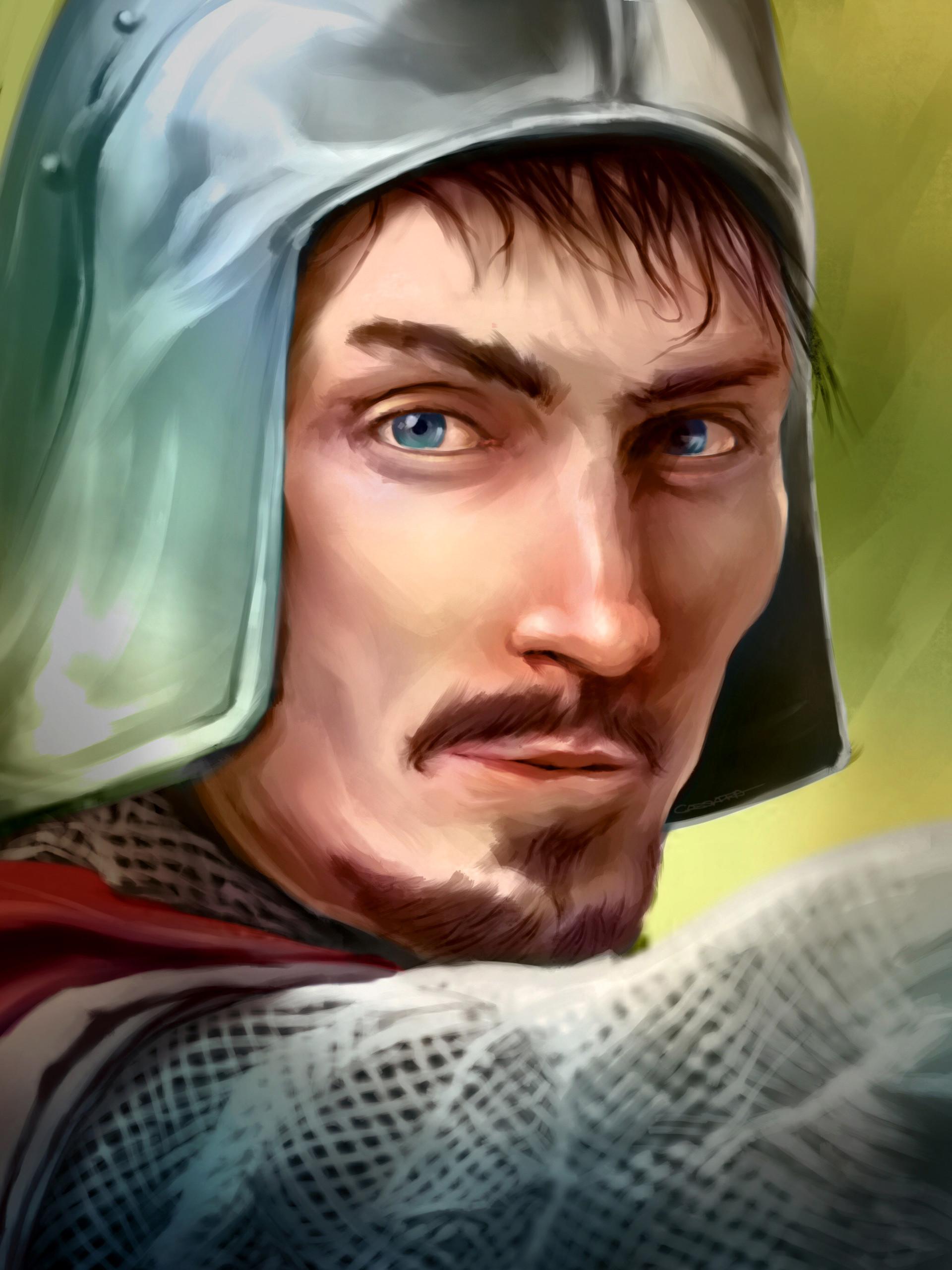 Gabriel cassata pinwa portrait
