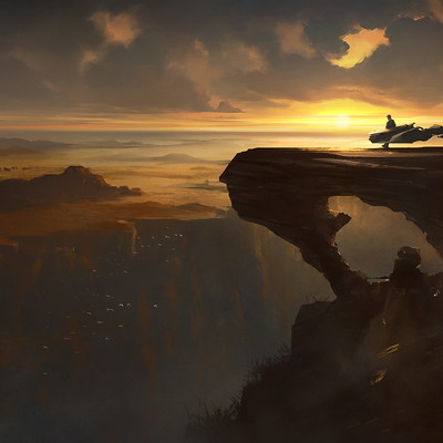 Dmitriy kuzin landscape2