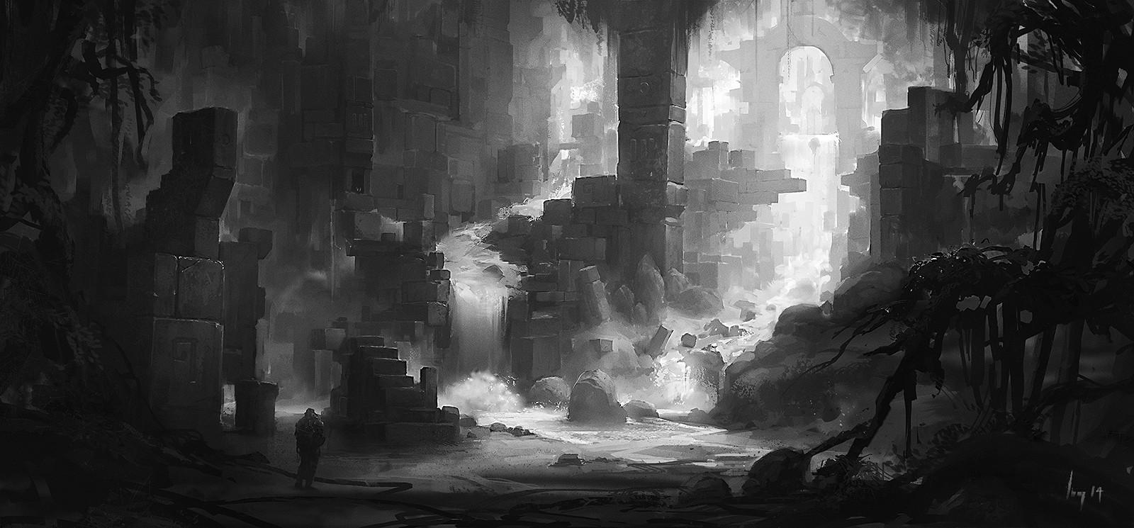 Luis gama ruins by elgama d7qlzxg