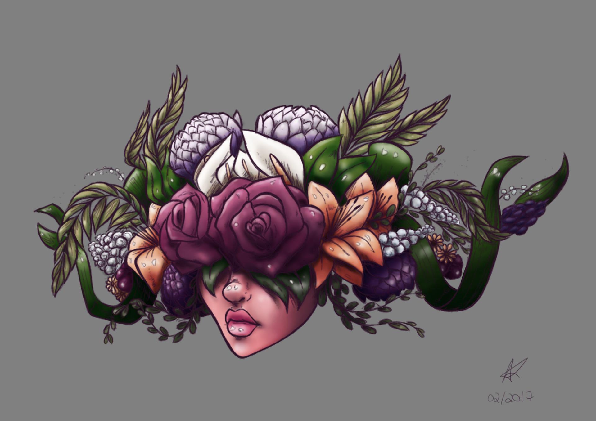 Digi nana flowers6