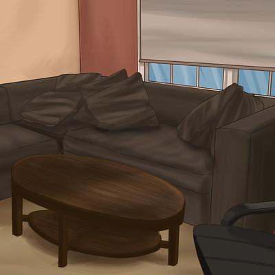 Jen lusky livingroom