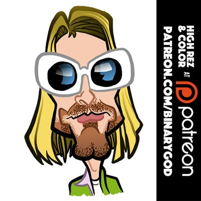 Steve rampton cobain free