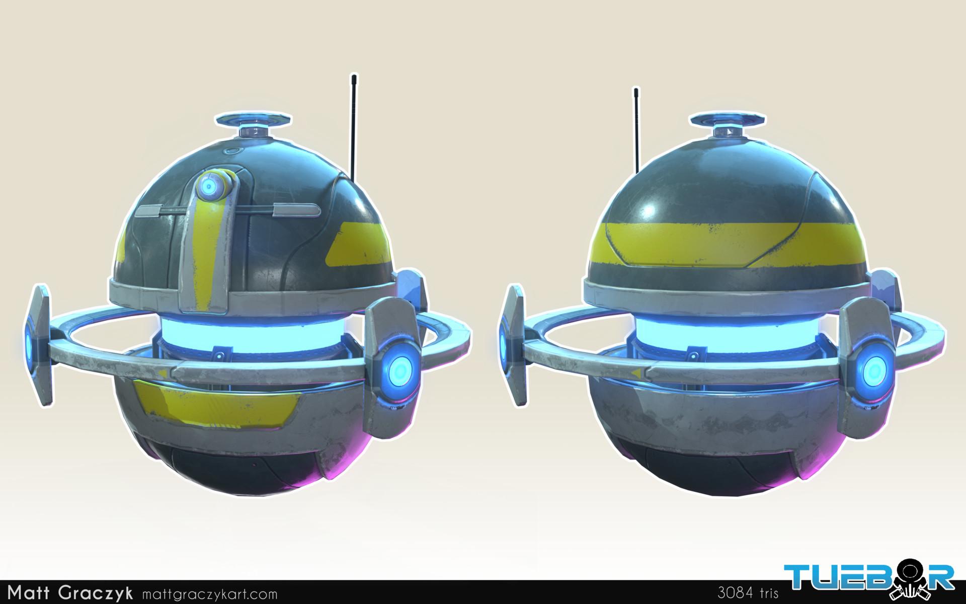 Matt graczyk tuebor spherebot 01