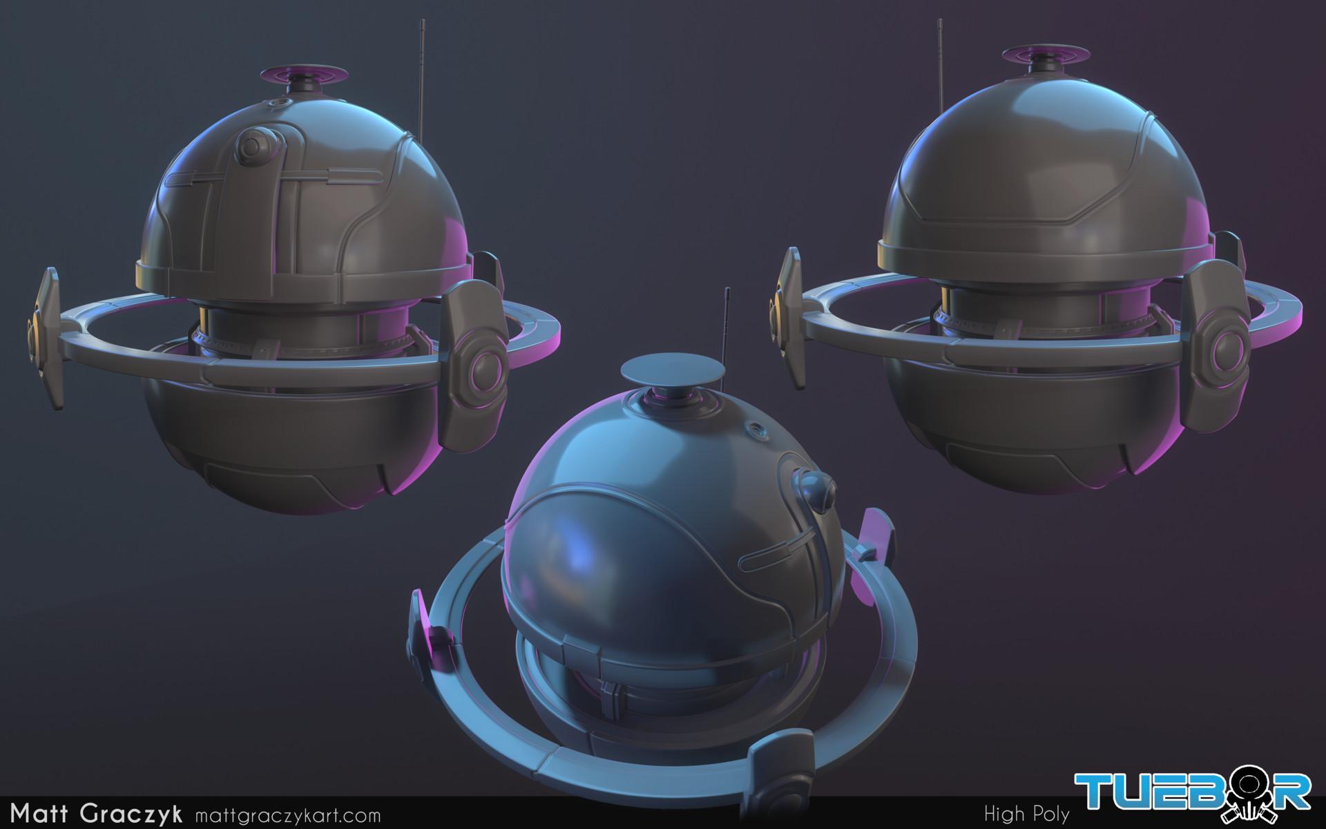 Matt graczyk tuebor spherebot 03