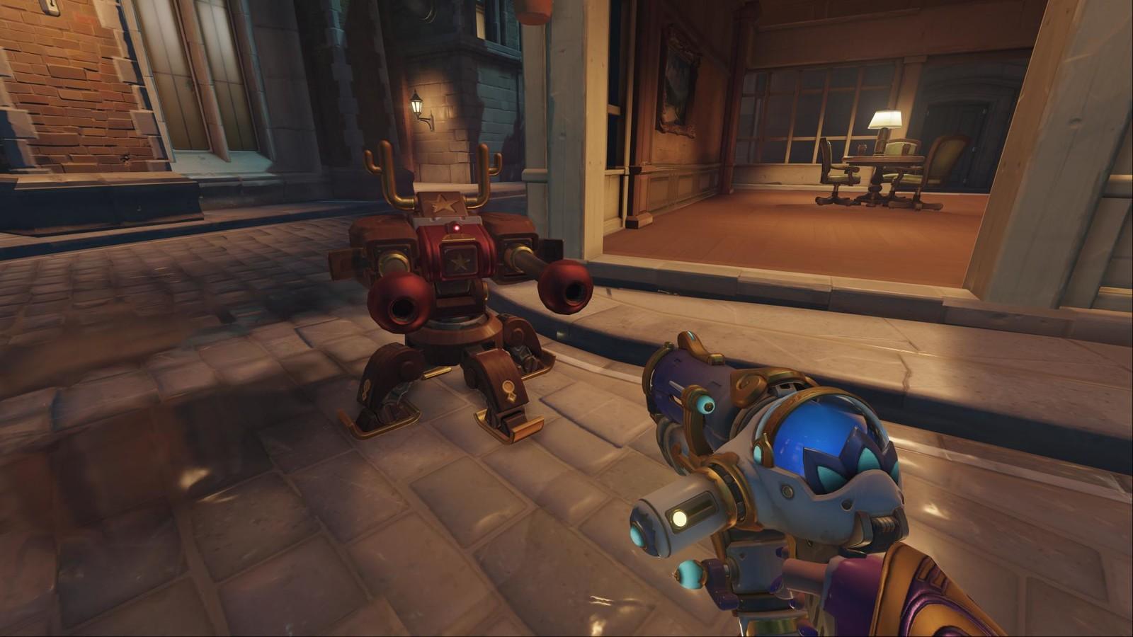 turret level 2 ingame screenshot