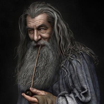 Gandalf the Grey - Final