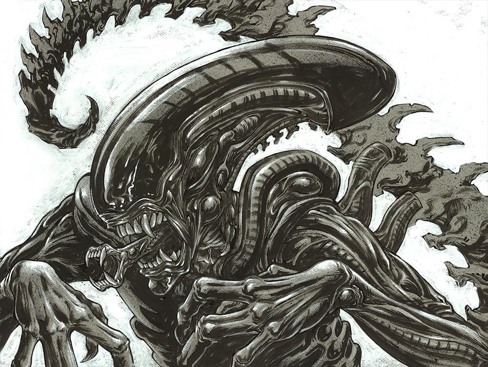 Caleb prochnow alien caleb prochnow