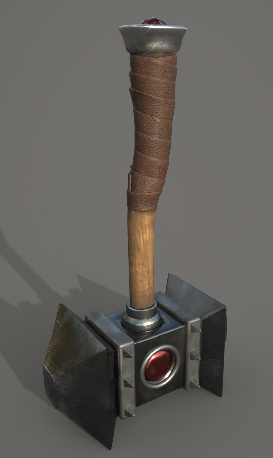 Dan burke hammer 04