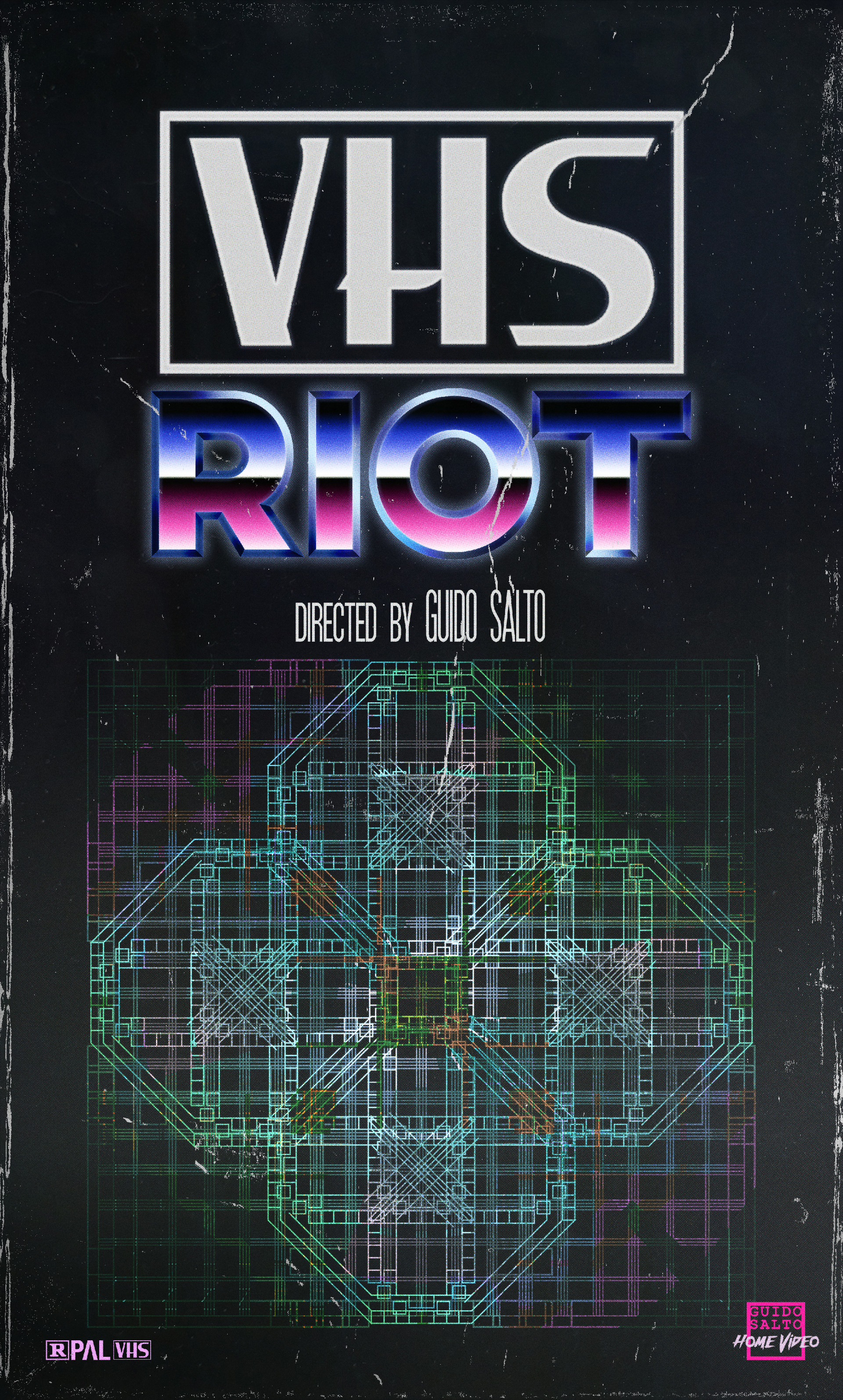 VHS Riot Cover